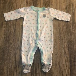Just One You by Carter's - Baby Boy Jammies